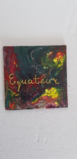 Magnet Equateur région Congo-Rdc