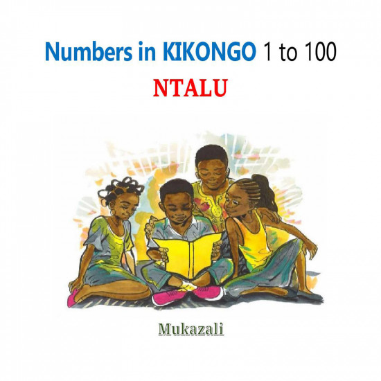 Numbers 1 to 100 in Kikongo-English