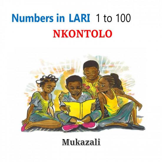 Numbers 1 to 100 en Lari-English