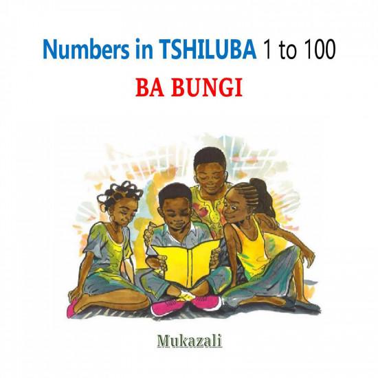 Numbers 1 to 100 in Tshiluba-English