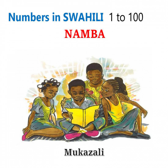 Numbers 1 to 100 in Swahili-English
