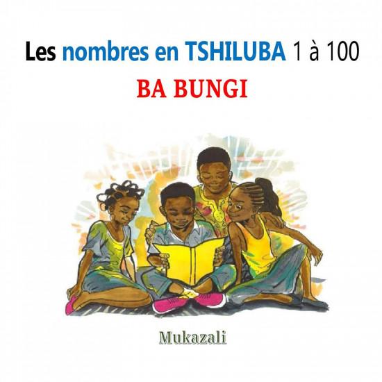 Les nombres 1 à 100 en Tshiluba-Français