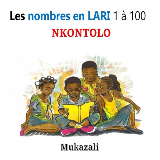 Les nombres 1 à 100 en Lari-Français