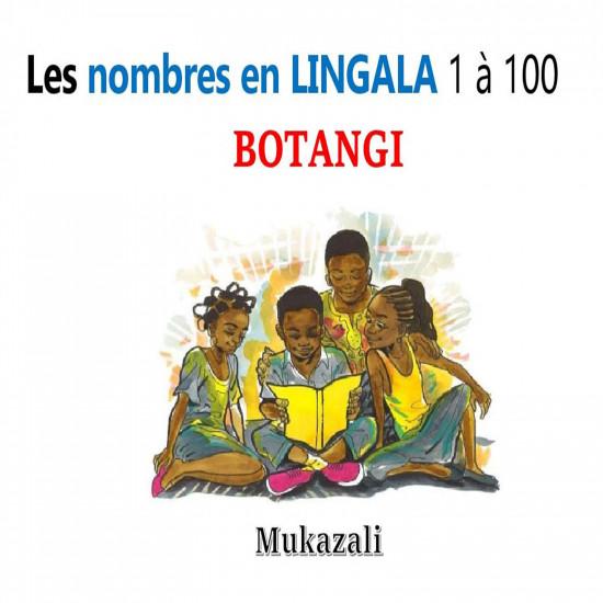 Les nombres 1 à 100 en Lingala-Français