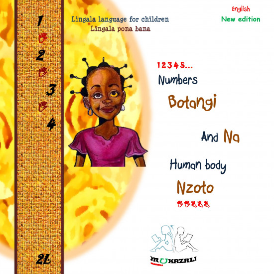 Numbers and human body in Lingala-English