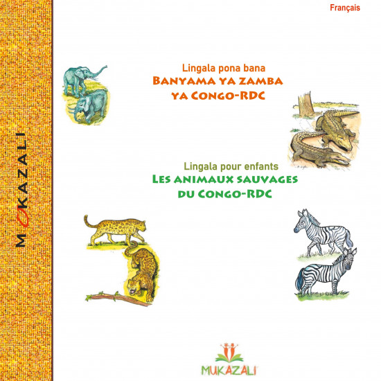 Les animaux sauvages en Lingala-Français