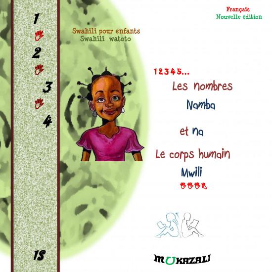 Les nombres et le corps humain en Swahili-Français